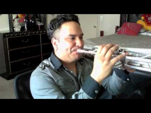 CONSEJOS DE CALENTAMIENTO PARA TROMPETA SENCILLO Y BASICO (IVAN NAVA)trompetista mexicano