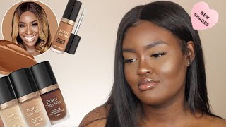 Jackie Aina x Too Faced Born This Way Foundation Review, Wear Test, FlashTest | Shanny Stephens
