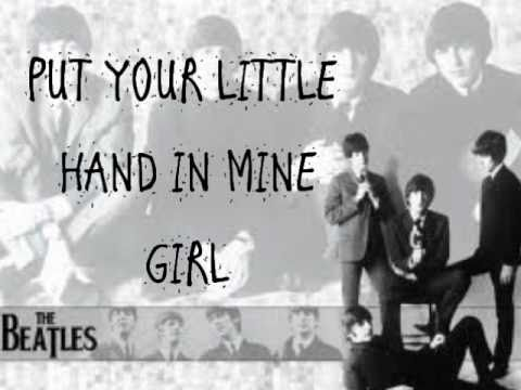 The Beatles- Dizzy Miss Lizzy (with lyrics) (Stereo Remastered)