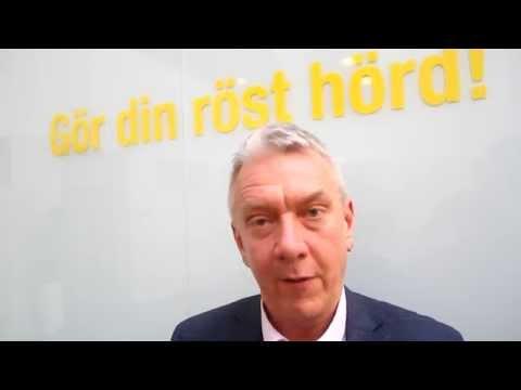 Christian Engström om vad Piratpartiet vill göra nästa mandatperiod i EU