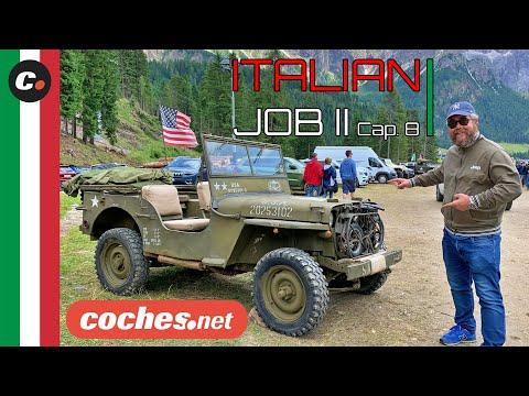 Jeep Camp 2019 | Italian Job II Cap. 8 | Reportaje en español | coches.net