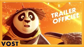 Kung fu panda 3 :  bande-annonce VOST