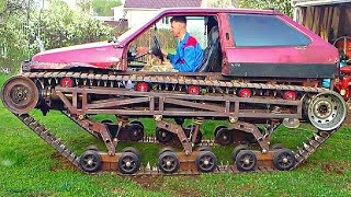 Amazing Homemade Inventions 16