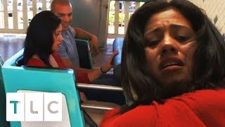 Woman Goes Into Labour After Riding Huge Rollercoaster | I Didn't Know I Was Pregnant