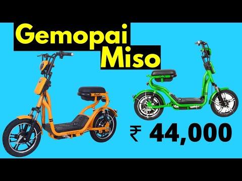 Gemopai Miso, Battery Swapping Station - EV News 101