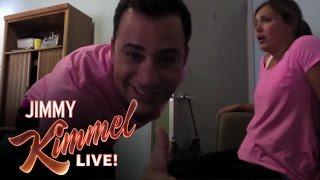 """Jimmy Kimmel Reveals """"Worst Twerk Fail EVER - Girl Catches Fire"""" Prank"""