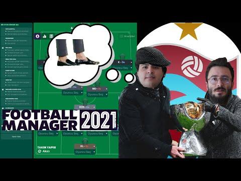 TAKTİK REHBERİ   TRABZONSPOR   SÜRPRİZ KONUKLU!  Football Manager 2021