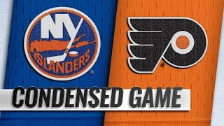 03/23/19 Condensed Game: Islanders @ Flyers