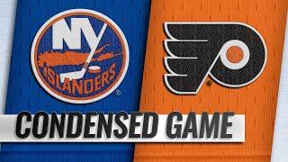 03/23/19 Condensed Game: Islanders @ Flyers