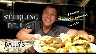 Vegas Lobster Buffet at the Sterling Brunch @ Bally's