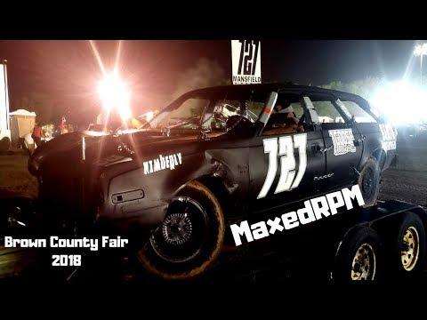 Brown County Fair Midsize 2018