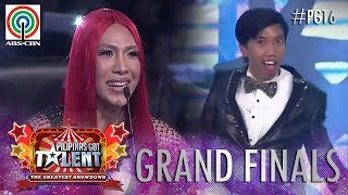 Pilipinas Got Talent 2018 Grand Finals: Joven Olvido - Vape Tricks