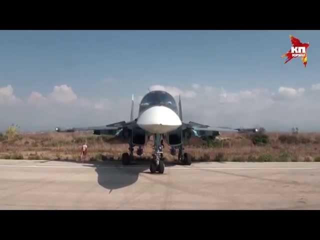 Вежливые летчики: воздушная карусель над Сирией