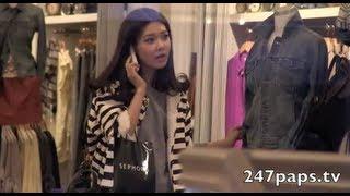 Girls Generation shopping in New York [SNSD]