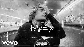 Justin Bieber - Hailey (Visualizer)