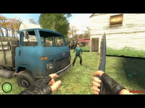 GARRY´S MOD: THE  MURDER (TENSIONES CONSTANTES) - Smashpipe Games