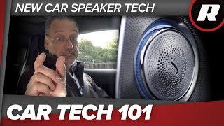 Car Tech 101: Car speakers are about to disappear