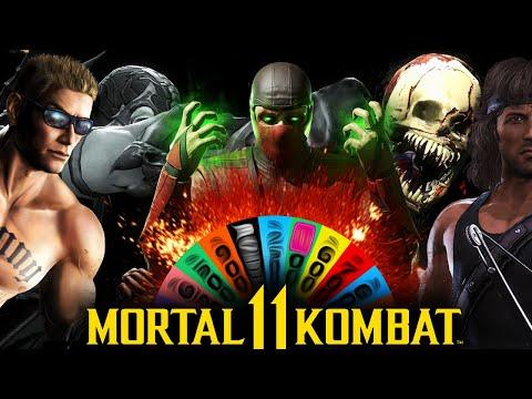 Mortal Kombat 11   СМЕРТЕЛЬНАЯ РУЛЕТКА ОНЛАЙН (ПК) потом Alan Wake