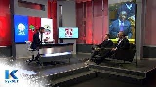 KN Verslag in Gesprek Paneelgesprek: Stephen Grootes & Gareth van Onselen