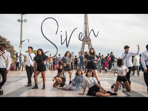 [K-POP IN PUBLIC CHALLENGE] SUNMI (선미) - Siren (사이렌) Dance Cover by Higher Crew from France