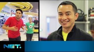 Nge Gym Bareng Ke Gold's Gym | Weekend List | Marsya & Shinta Rosari | NetMediatama