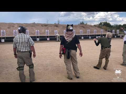 Training at Gunsite (Part 1): Gunsite 250 Qual Practice