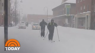 Severe Winter Weather Responsible For At Least 5 Deaths | TODAY