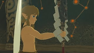 What Happens if you Pull out the One-Hit Obliterator with Infinite Hearts? Zelda Breath of the Wild