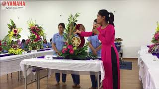 Cuộc thi cắm hoa 20 - 10