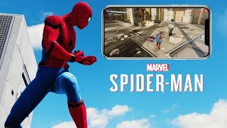 You Can Play Spider-Man PS4 On Your iPhone FOR FREE!