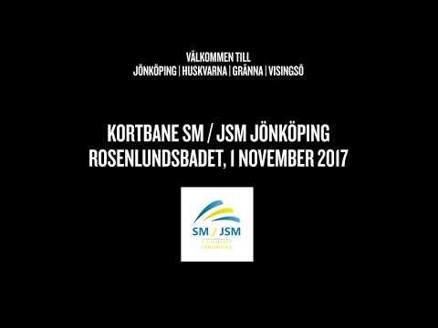 SM / JSM 2017 JÖNKÖPING, SWEDEN