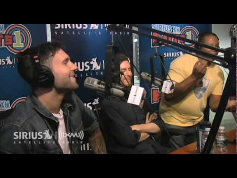 Maroon 5 Misery? Adam Levine Cries over Toy Story 3 on SiriusXM [EXPLICIT]