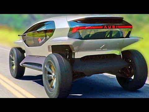 Audi AI:TRAIL quattro ? Electric Off-Roader