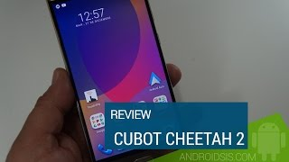 Video Cubot Cheetah 2 HT6MTji2KsE