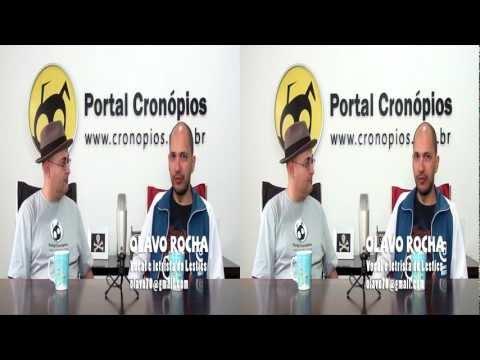 Videocast com Olavo Rocha, do Lestics