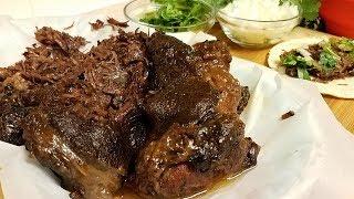 How To Make Barbacoa | Barbacoa de Res | Slow Cooked Beef Recipe