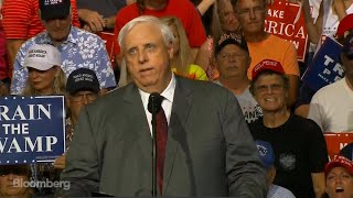 West Virginia Governor Announces He's Switching to GOP