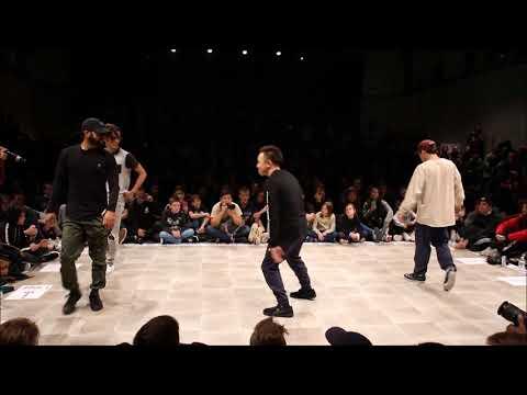Gravity & Zeku vs Issei & Taisuke [2on2 Semi-Final]  ► LCB