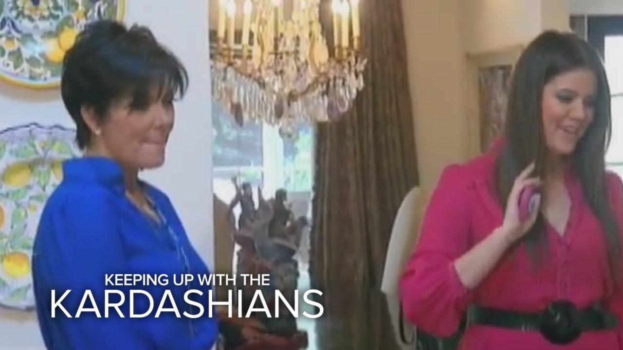 Saving Khloe | Keeping Up With the Kardashians | E! - YouTube