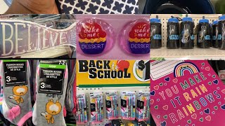 Dollar Tree Back To School Shopping  School Supplies 2019