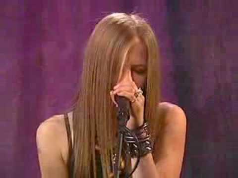 Avril Lavigne - Complicated (acoustic)