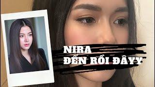 NIRA đến rồi đây | Makeup phong cách Baifern Pimchanok trong Chiếc Lá Cuốn Bay