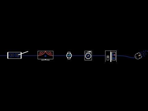 CES 2018 - Vidéo de la conférence de presse Samsung