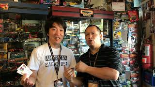 Playdays Collectibles talks to Yuki a Hotwheels Collector from Tokyo Japan. 9.19.18