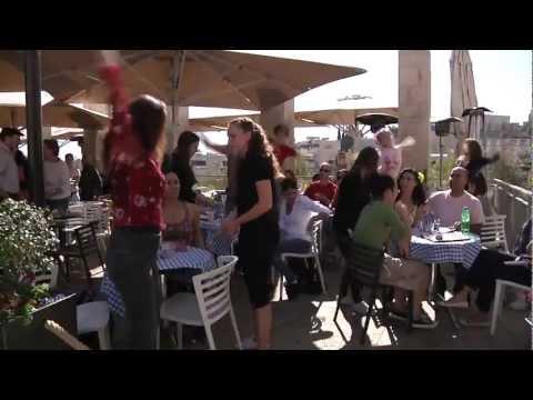 Flash mob - Hora Jerusalem