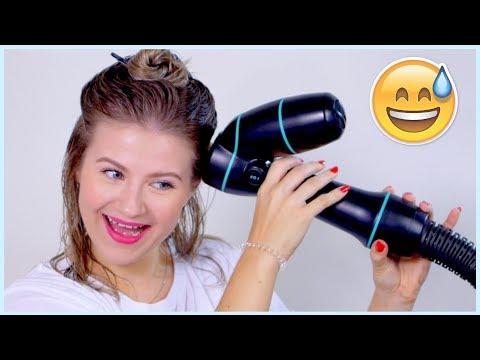 Reverser Hair Dryer, WHAT?! | Milabu