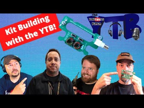 Ham Radio Kit Building - QRP Guys Tri-Band Vertical Antenna