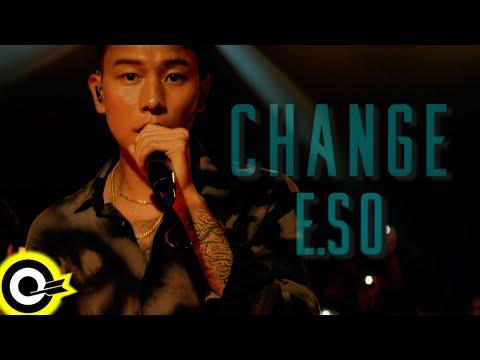 瘦子E.SO【CHANGE】Official Music Video(5K)