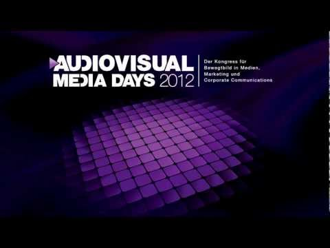 Trailer: Audiovisual Media Days 2012 - Vorschau