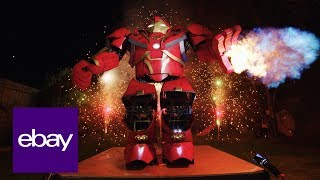 eBay   Epic Hulkbuster Build feat. Colin Furze x XRobots